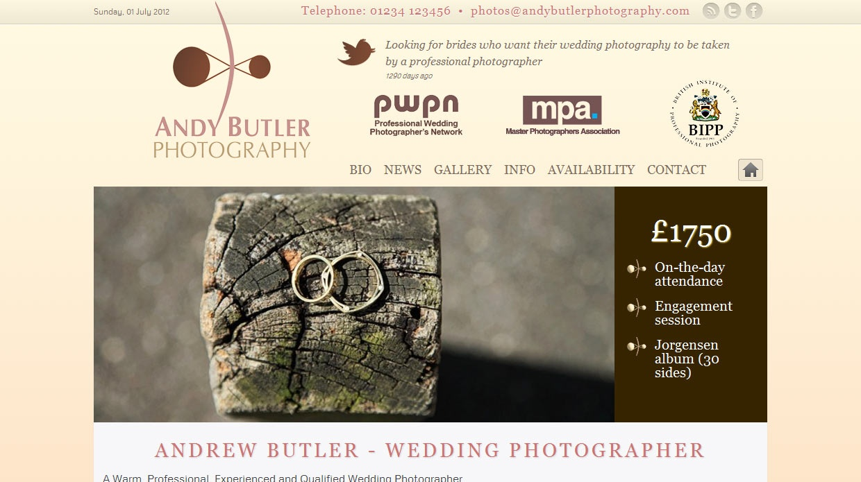 Andy Butler Photography