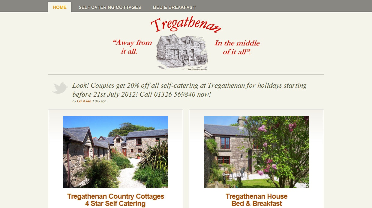 Tregathenan Country Cottages